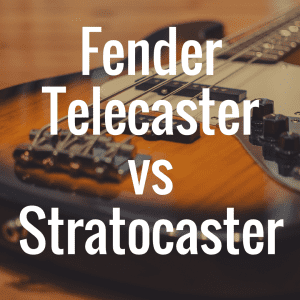 Fender Stratocaster vs Telecaster: Which Guitar is Better?