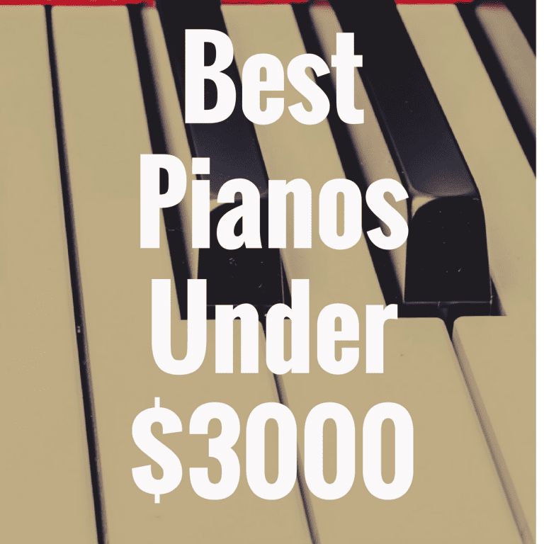 What's the Best Digital Piano Under $3,000?