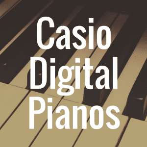 What's the Best Casio Digital Piano with Weighted Keys?