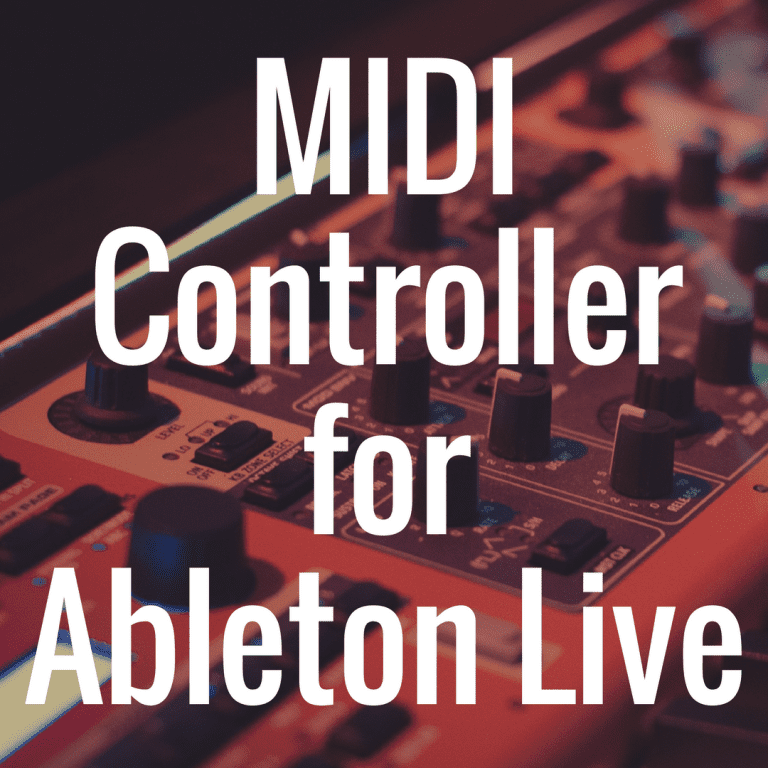 What's the Best MIDI Controller for Ableton Live?