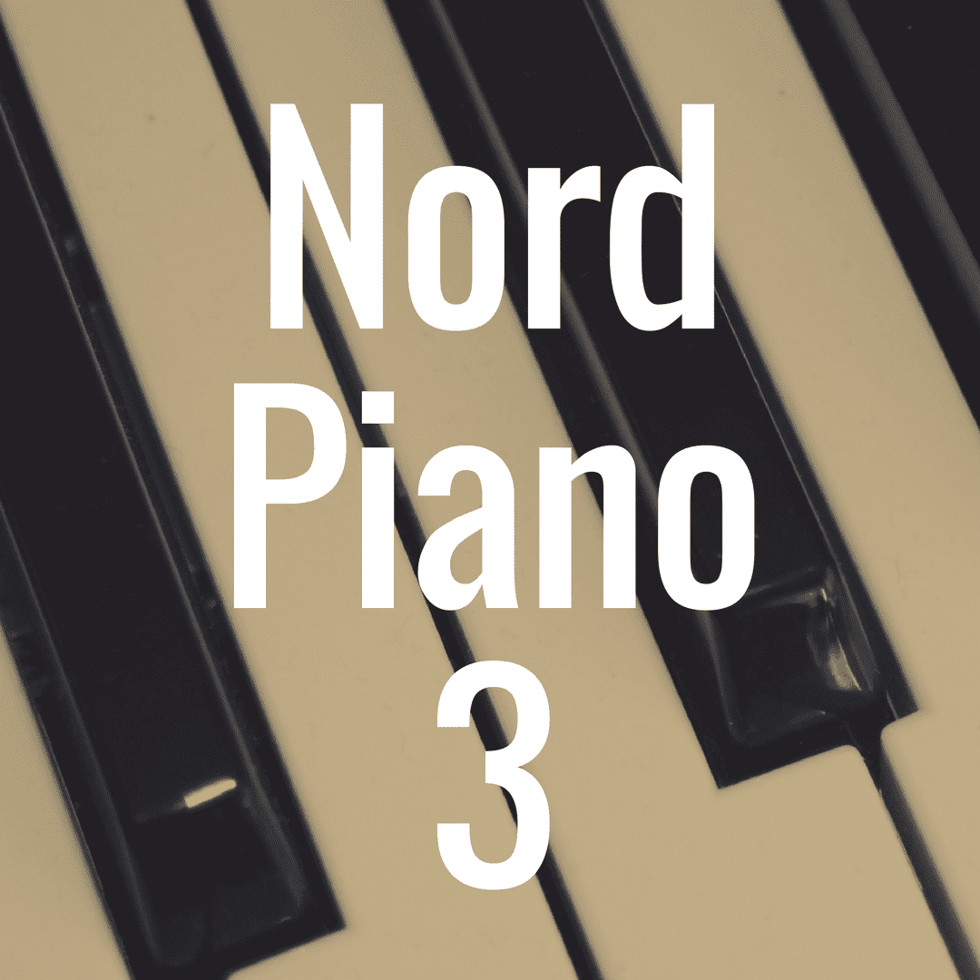 Nord Piano 3 review