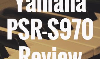 Yamaha PSR-S970 review