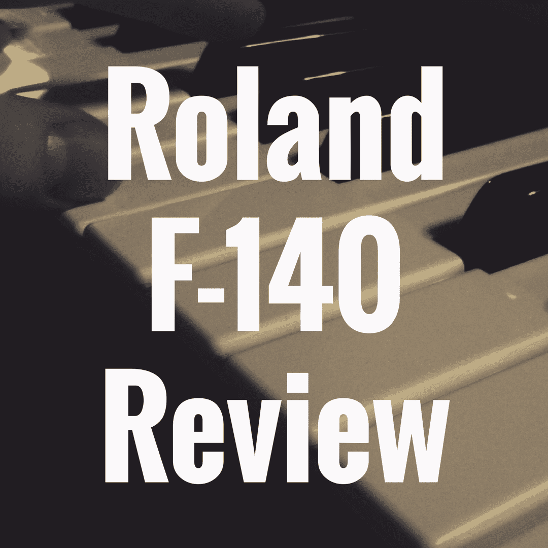 Roland F-140R review