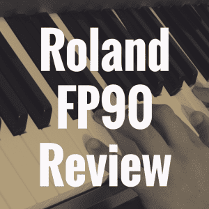 Roland FP-90 review
