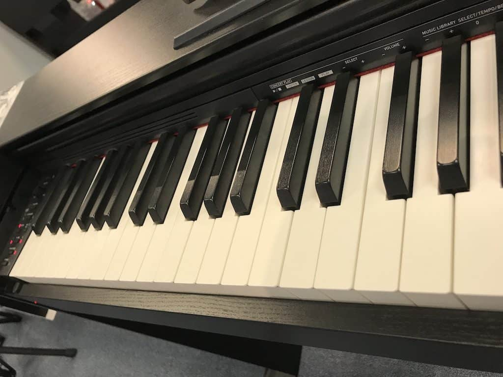 Is this Casio PX-770 one of the Best Digital Pianos Under $1,000?