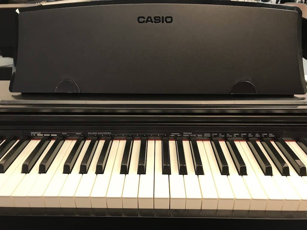 Check out the Casio PX770