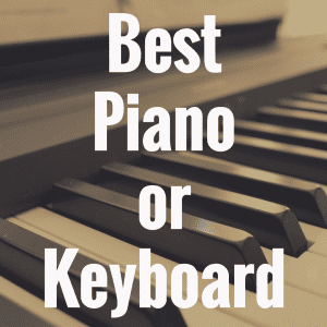 The Best Piano or Keyboard for Beginners on the Market