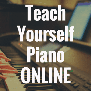 How to Teach Yourself Piano Online Successfully