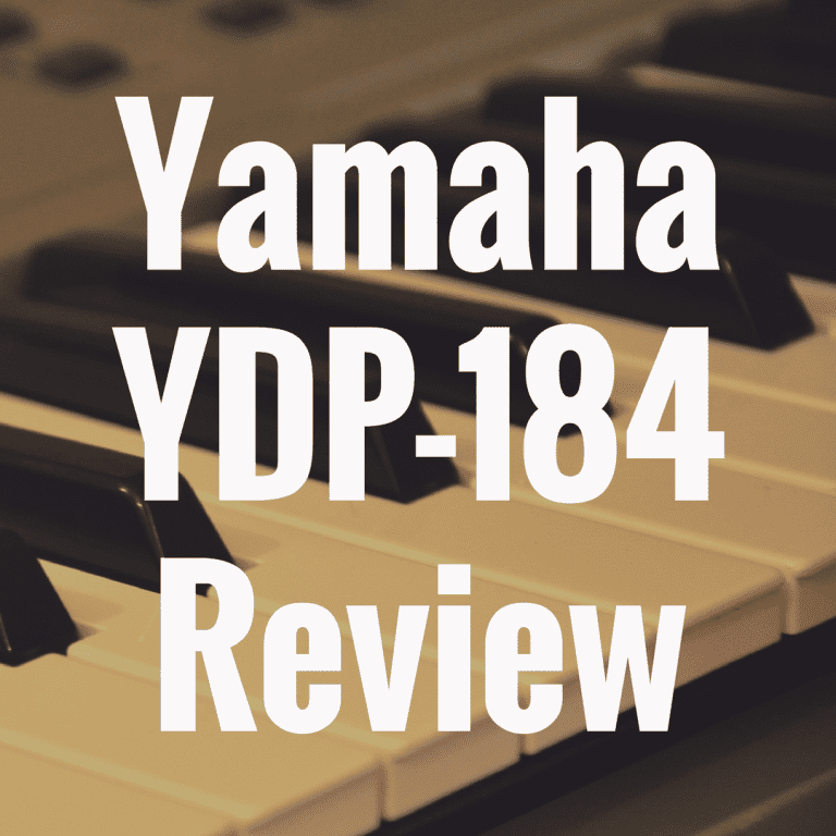 Yamaha Arius YDP-184 review