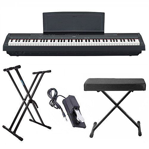 yamaha p45 review digital piano review guide. Black Bedroom Furniture Sets. Home Design Ideas