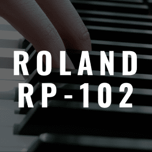 Roland RP-102 review: A High Quality, Beginner Piano?