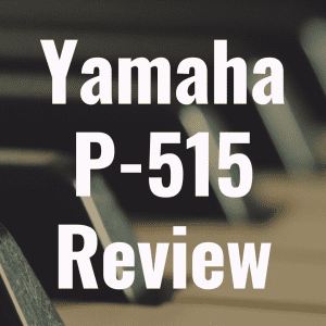 Yamaha P-515 review: Upgrade over the P255?