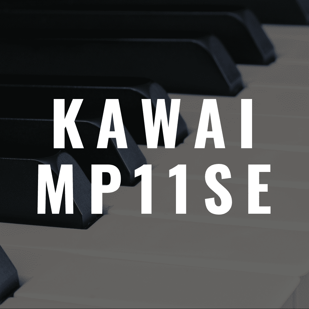 Kawai MP11SE review: Better Than the MP11?