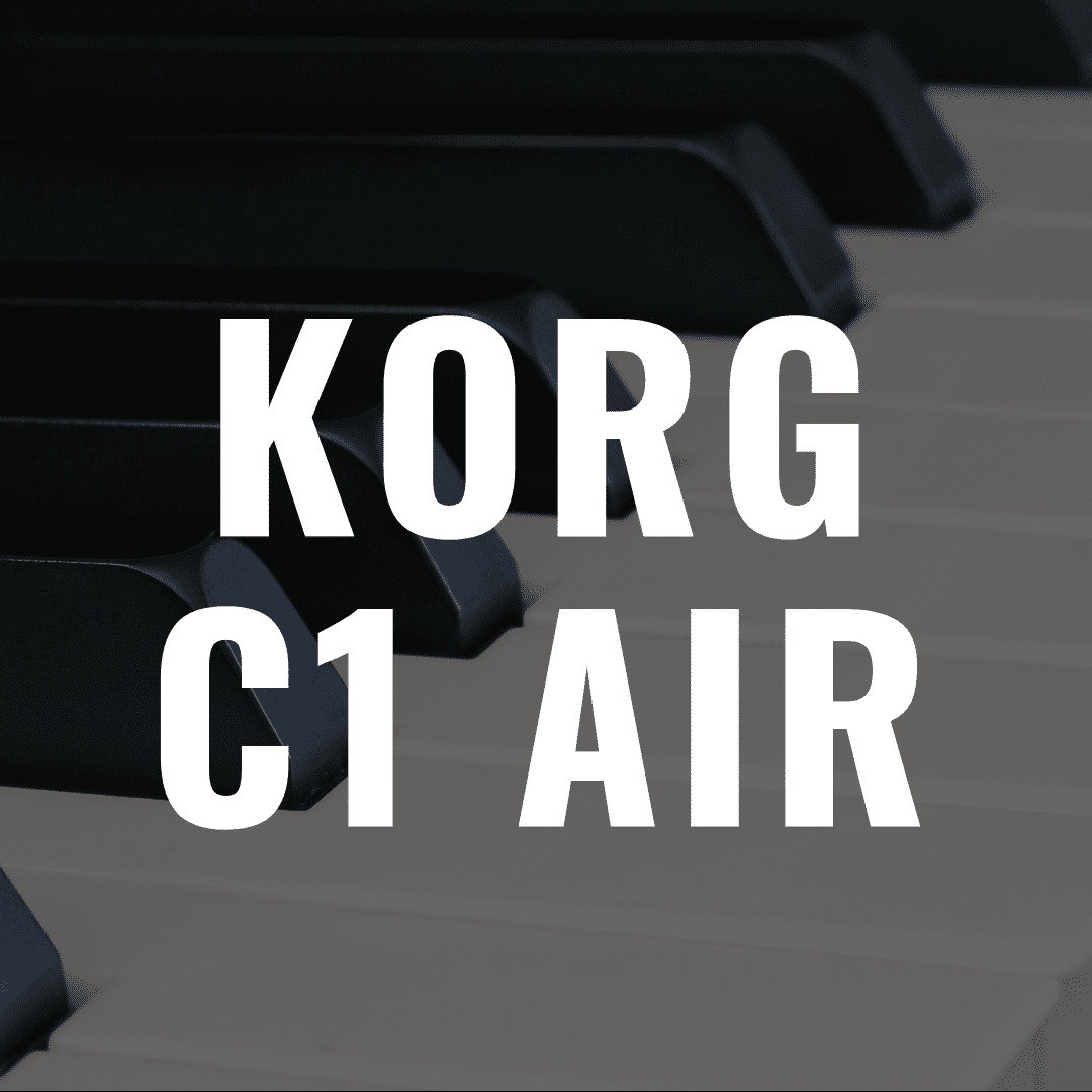 Korg C1 Air review: Great Sound at a Reasonable Price