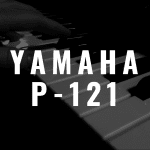Yamaha P-121 review: A smaller version of the Yamaha P-125