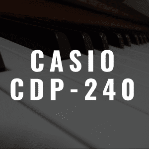 Casio CDP-240 review: Worth the Money?