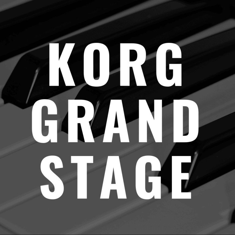 Korg Grandstage review: Best Digital Stage Piano?