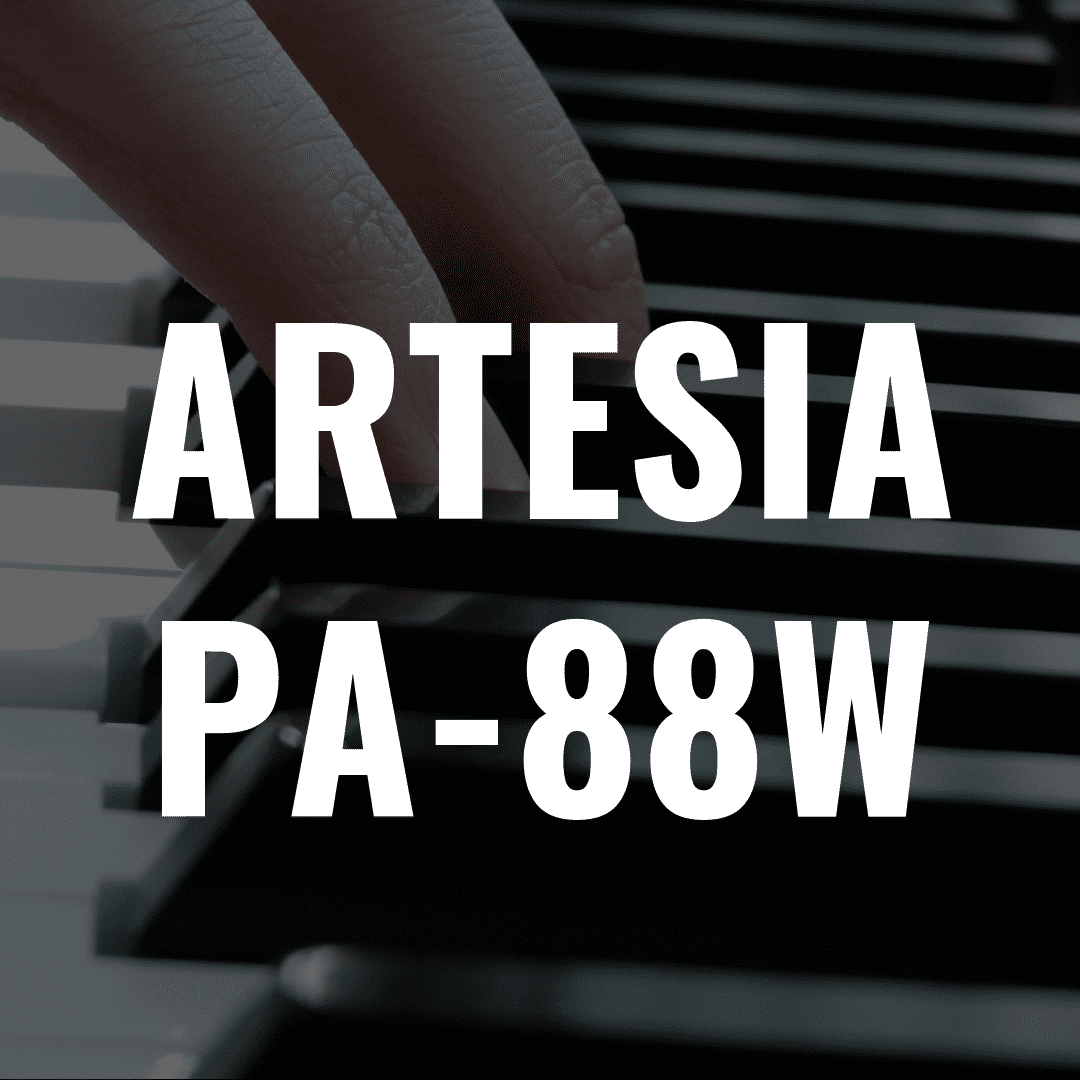 Artesia PA-88W review: Good Digital Piano for Beginners?