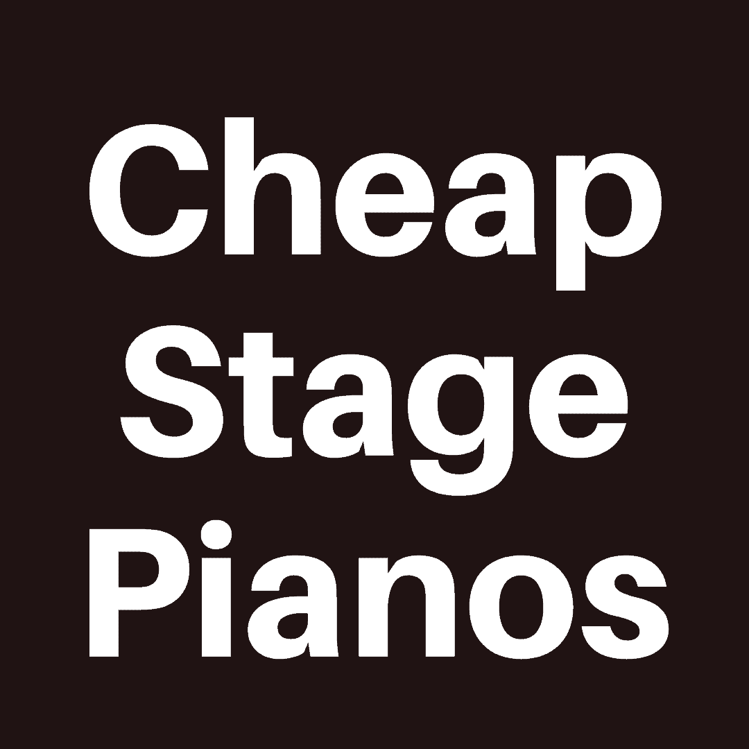 The 5 Best Stage Pianos Under $500 That You'll Love