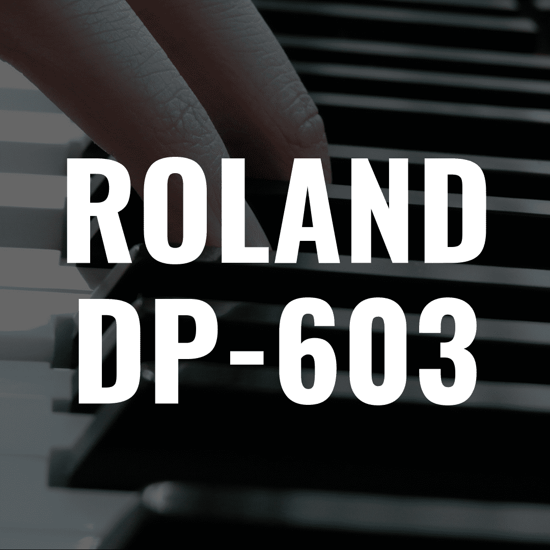 Roland DP603 review