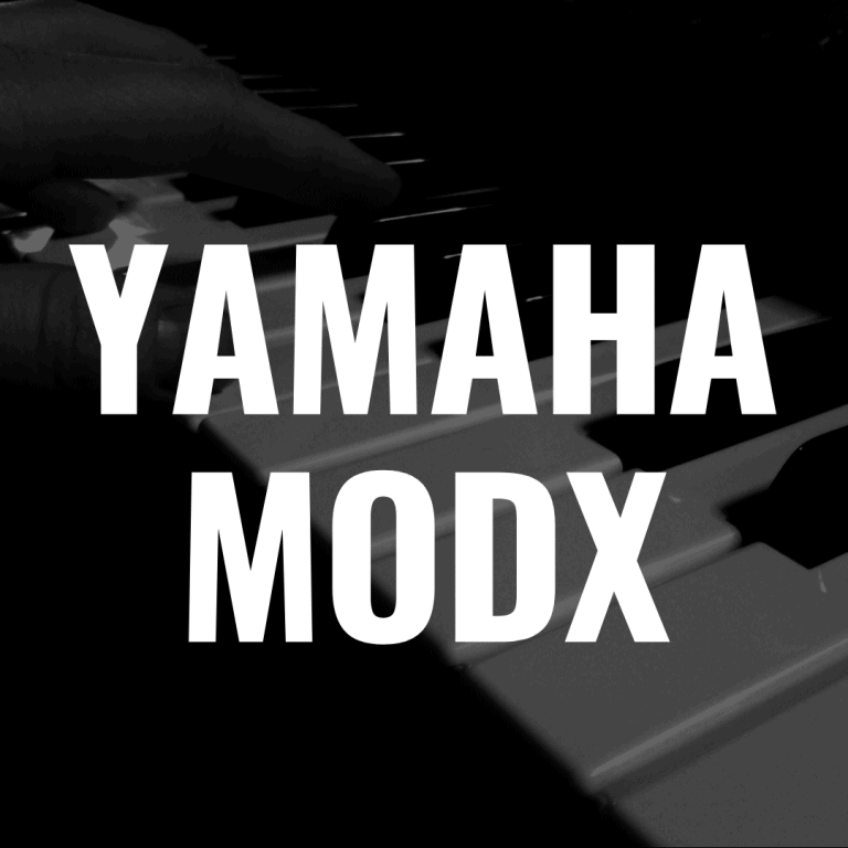 Yamaha MODX review: The Best Lightweight Synthesizer?