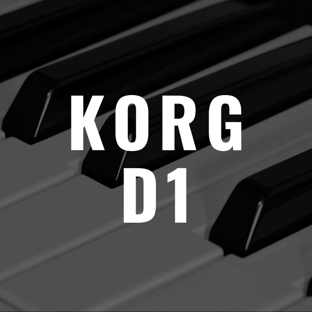 Check out our Korg D1 review