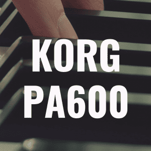 Korg Pa600 review: Just as Good as Pa700 and Pa1000?
