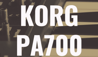 Check out our Korg Pa700 review to find out more about this keyboard arranger