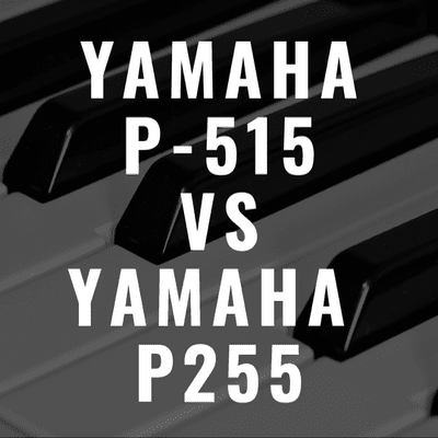 Yamaha P-515 vs Yamaha P255: Worthy Successor to the P255?
