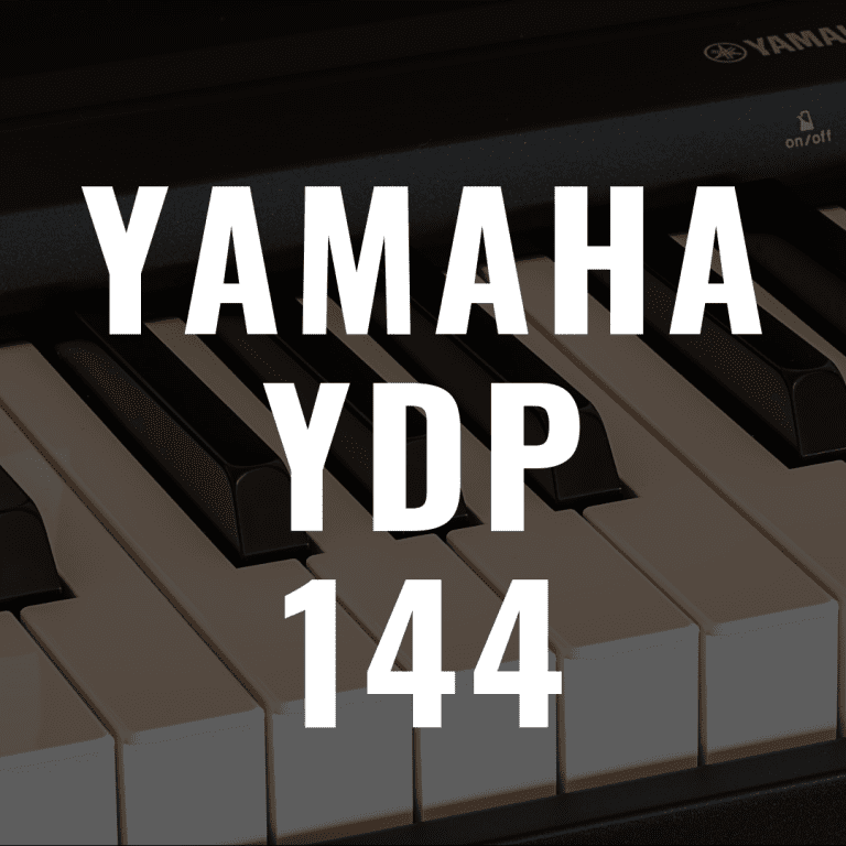 Yamaha YDP-144 review: Better Than the YDP-143?