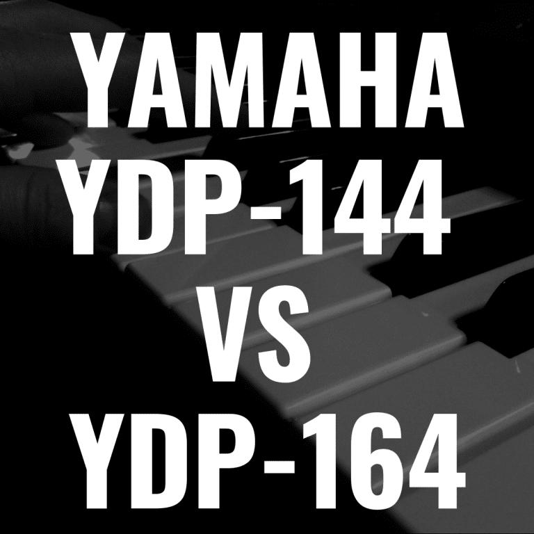 Yamaha YDP-144 vs Yamaha YDP-164: Best Yamaha Arius Digital Piano?