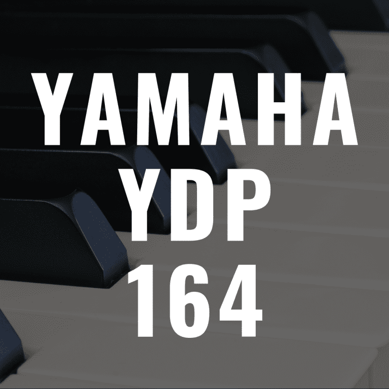 Yamaha YDP-164 review: Upgrade over the YDP-144 and YDP-163?