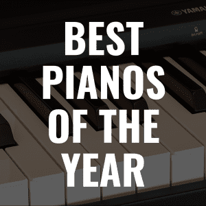 The 5 Best Digital Pianos in 2019 You'll Absolutely Love