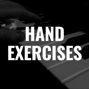 Discover some of the best 5 Hand Exercises for Piano Beginners