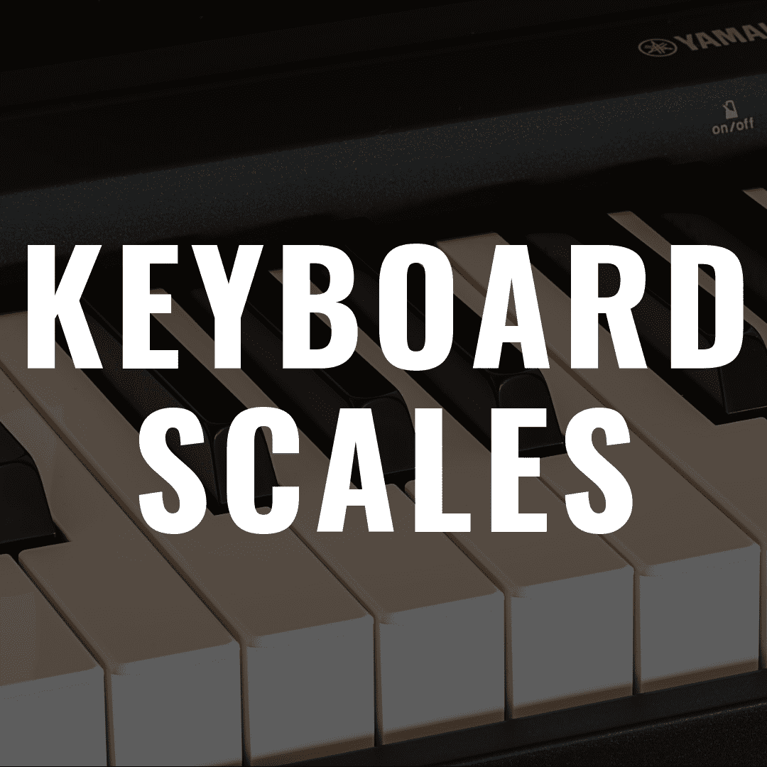 Keyboard Scales for Beginners: The Only Piano Tutorial You Need