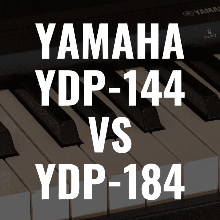 Yamaha YDP-144 vs Yamaha YDP-184: Which Piano is Best?