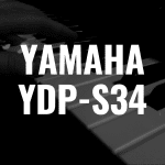 Check out our Yamaha YDP-S34 review!