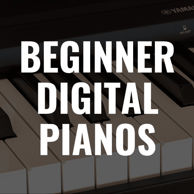 The 11 Best Digital Pianos for Beginners to Learn Piano