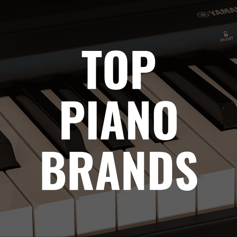 12 Best Digital Piano Brands in 2019: Our Favorite Pianos to Buy