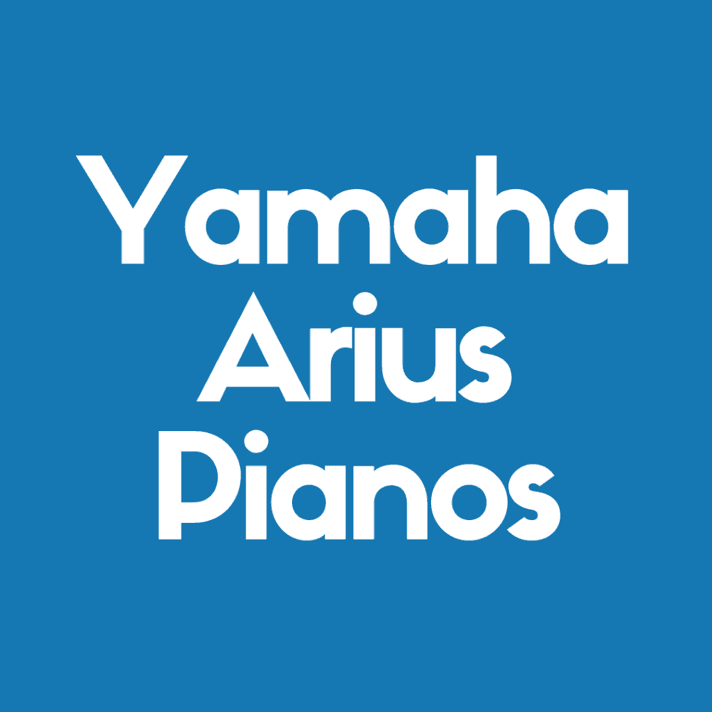 Best Yamaha Arius Digital Pianos