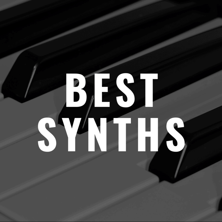 10 Best Synthesizer Keyboards That You'll Love