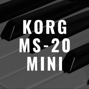 Korg MS-20 Mini review
