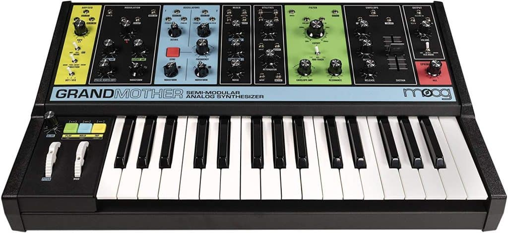 Is the Moog Grandmother one of the best synthesizers in 2019?  Find out now.