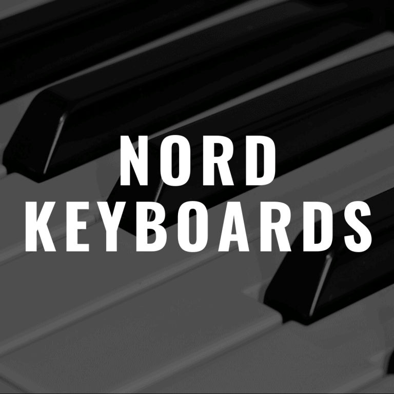 The 7 Best Nord Keyboards That You'll Absolutely Love