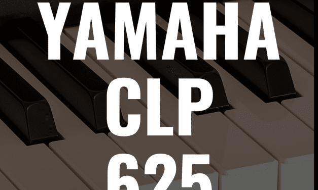 Yamaha CLP 625 review