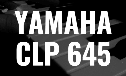 Yamaha CLP 645 review