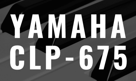 Yamaha CLP 675 review