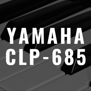 Yamaha CLP 685 review