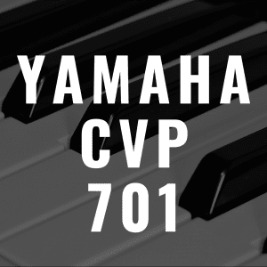 Yamaha CVP 701 review