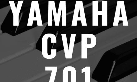 Yamaha CVP 701 review